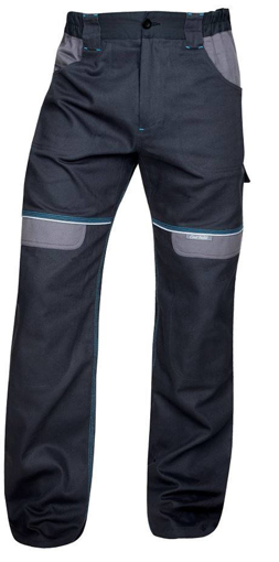 Obrázok z COOL TREND Pracovné nohavice do pasu čierne