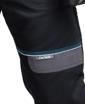 Obrázok z COOL TREND Pracovné nohavice do pasu čierne skrátené