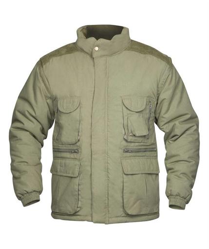 Obrázok z ARDON DANNY Pánska zimná bunda zelená