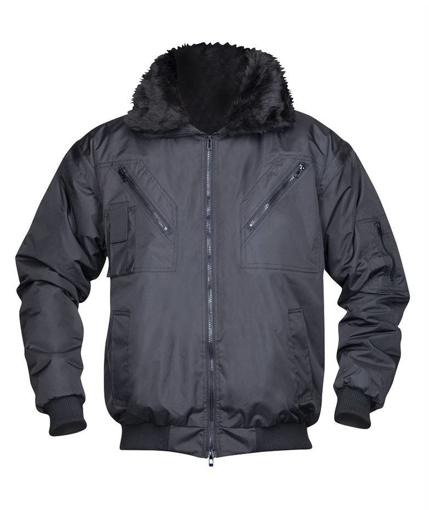 Obrázok z ARDON HOWARD Pánska zimná bunda čierna