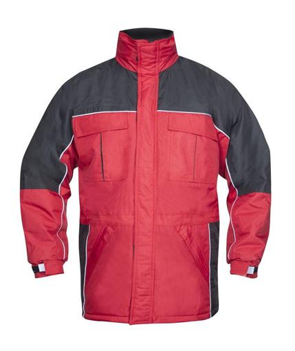 Obrázok z ARDON RIVER Pánska zimná bunda červená