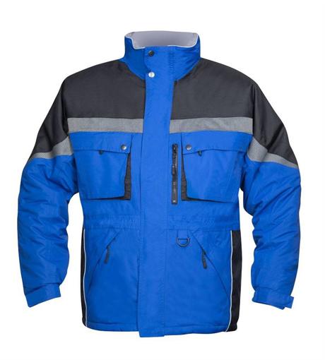 Obrázok z ARDON MILTON Pánska zimná bunda modrá