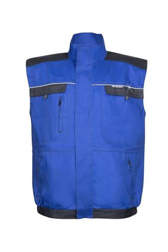 Obrázok z COOL TREND Zimná vesta modrá