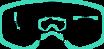 Obrázok z Masq 2 ultraľahký ochranný štít