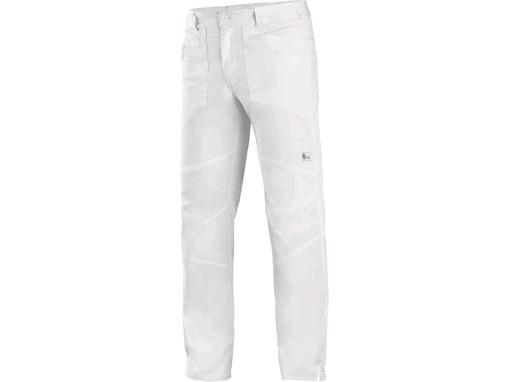 Obrázok z CXS EDWARD Pánske nohavice biele