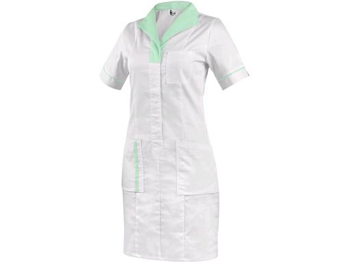 Obrázok z CXS BELLA Dámske šaty biele