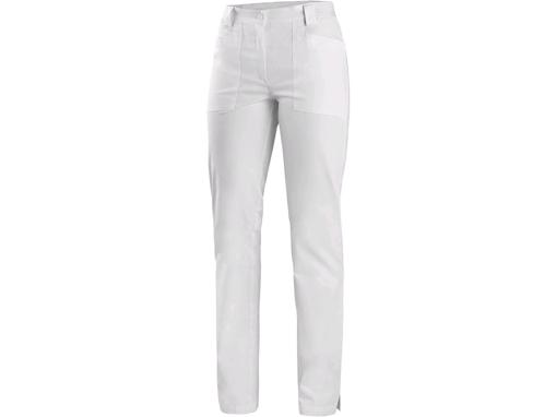 Obrázok z CXS ERIN Dámske nohavice biele