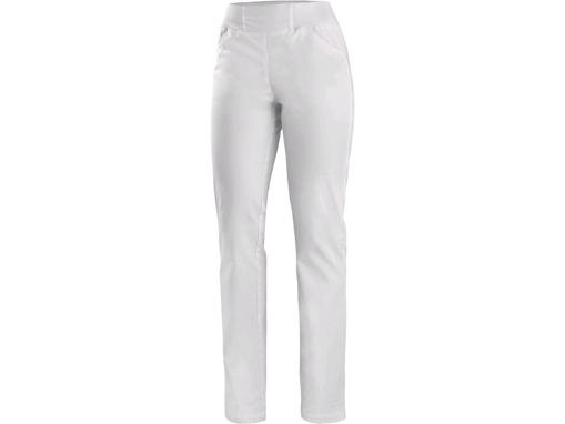 Obrázok z CXS IRIS Dámske nohavice biele