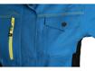 Obrázok z CXS STRETCH Montérková blúza modrá skrátená