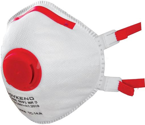 Obrázok z NR 06005 FFP3 FFP3 Respirátor s ventilom