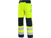 Obrázok z CXS HALIFAX Výstražné nohavice žlto-modré