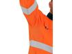 Obrázok z CXS HALIFAX Výstražná blúza oranžovo-modrá