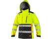 Obrázok z CXS BENSON Výstražná zateplená bunda žlto-čierna