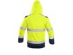 Obrázok z CXS LUTON Výstražná bunda 2v1 žltá
