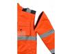 Obrázok z CXS LUTON Výstražná bunda 2v1 oranžová