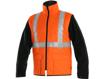 Obrázok z CXS LONDON Výstražná bunda 5v1 oranžovo-modrá
