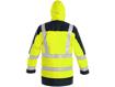 Obrázok z CXS LONDON Výstražná bunda 5v1 žlto-modrá