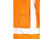 Obrázok z CXS CAMBRIDGE Výstražná bunda oranžová