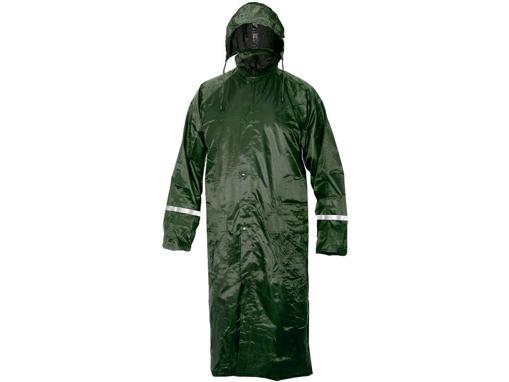 Obrázok z CXS VENTO Vodeodolný plášť zelený