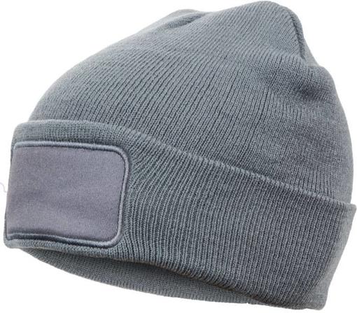 Obrázok z Cerva MEEST pletená čiapka šedá