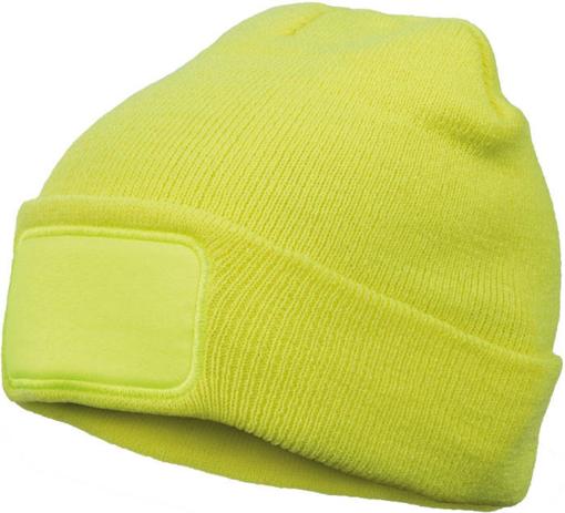 Obrázok z Cerva MEEST pletená čiapka žltá