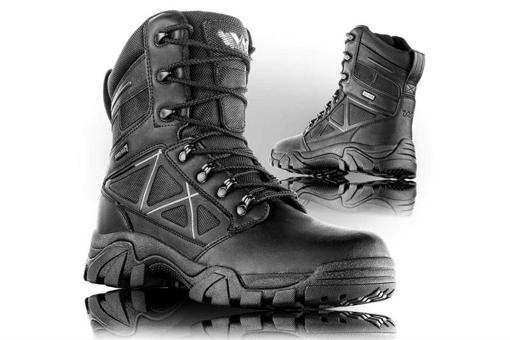Obrázok z VM 6580-O2 BLACKBURN Pracovná Poloholeňová obuv