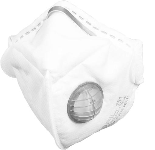 Obrázok z Refil 751 Skladací FFP3 respirátor