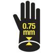 Obrázok z DeltaPlus TOUTRAVO VE509 Pracovné rukavice