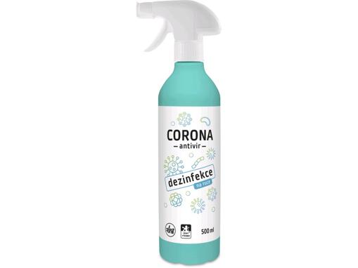 Obrázok z ZENIT Dezinfekcia na ruky CORONA, 500 ml