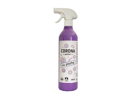 Obrázok z ZENIT Dezinfekcia plôch CORONA, 500 ml