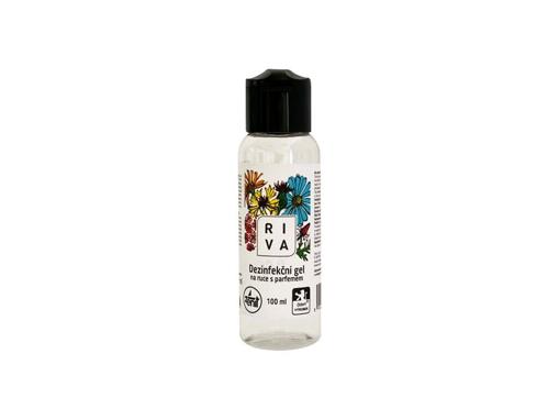Obrázok z ZENIT Dezinfekčný gél na ruky RIVA, 100 ml