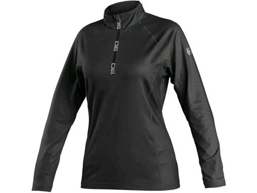 Obrázok z CXS MALONE Dámska mikina / tričko čierna