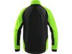 Obrázok z CXS JERSEY Pánska bunda zeleno-čierna