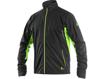 Obrázok z CXS JERSEY Pánska bunda čierno-zelená