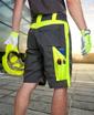 Obrázok z ARDON NEON Pracovné šortky čierno-žlté