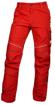 Obrázok z ARDON URBAN Pracovné nohavice do pása jasne červené