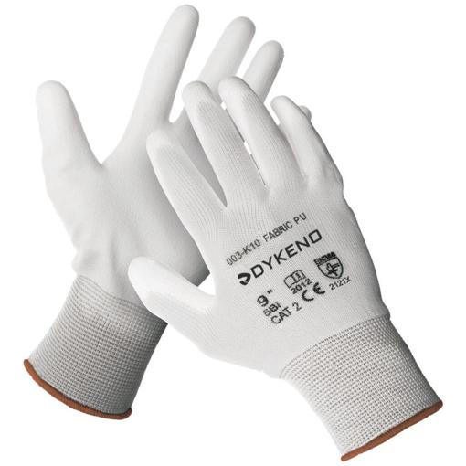 Obrázok z CXS BRITA Pracovné rukavice biele