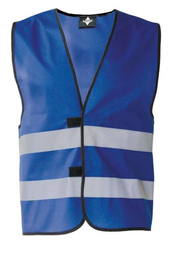 Obrázok z Korntex KXFW Reflexná vesta royal blue