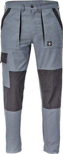 Obrázok z Cerva MAX NEO Pracovné nohavice do pasu antracit/ čierna