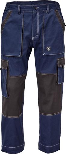 Obrázok z Červa MAX SUMMER Pracovné nohavice do pasu navy / antracit
