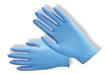 Obrázok z PD-NT-PWF Pracovné jednorazové rukavice modré