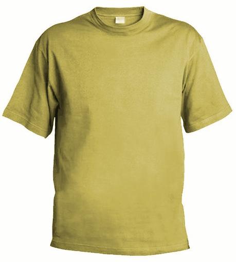 Obrázok z Pánske/dětské tričko Chok 160 piesková