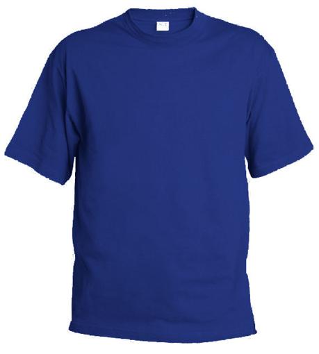 Obrázok z Pánske tričko T9 kráľovsky modrá