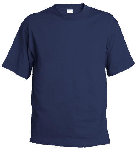 Obrázok z Pánske tričko T9 námornej modrá