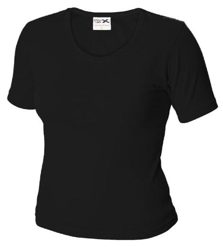 Obrázok z Dámské tričko TLA černé