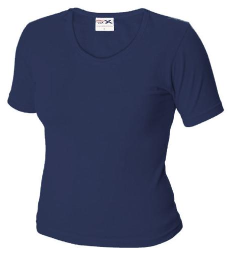 Obrázok z Dámske tričko TLA námořní modrá
