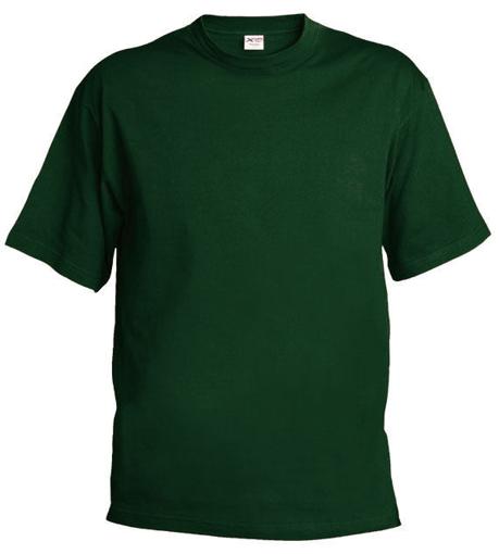 Obrázok z Pánské/dětské tričko T52 tmavě zelené