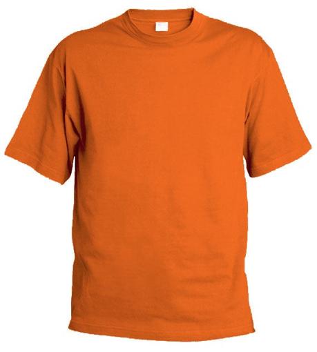 Obrázok z Pánské tričko Chok 190 oranžová