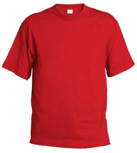 Obrázok z Pánske tričko Chok 190 červené