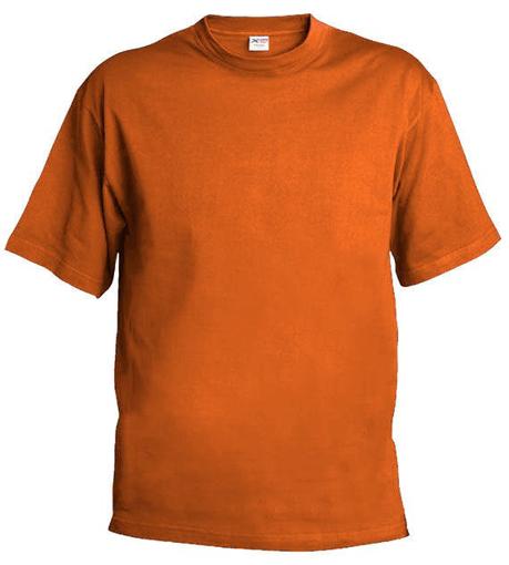 Obrázok z Pánske tričko T55 oranžová